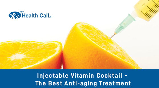 Injectable Vitamin Cocktail The Best Anti Aging Treatment Health