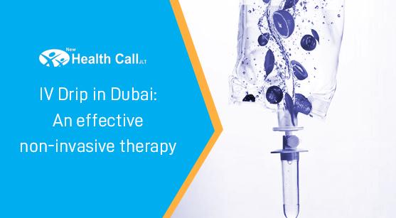 IV drip Dubai