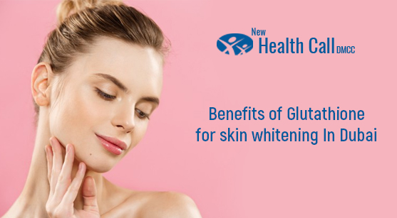 glutathione injection Dubai